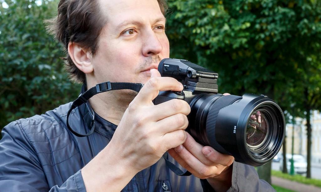 Обзор и тест среднеформатной камеры Fujifilm GFX 50S (часть 1)