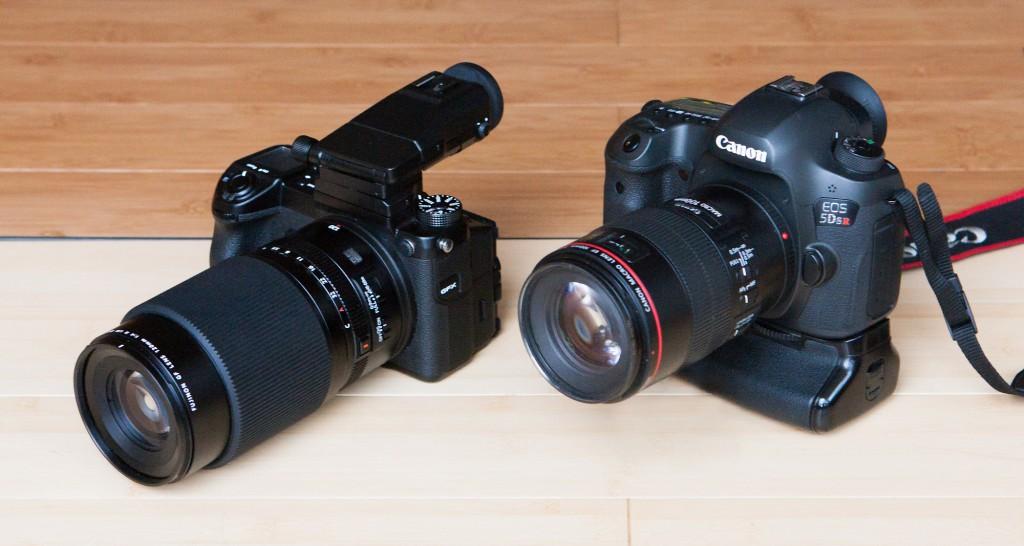 Обзор и тест среднеформатной камеры Fujifilm GFX 50S (часть 2)