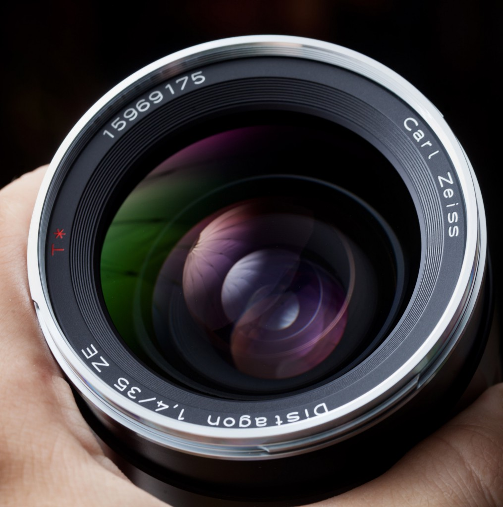 "Обзор и тест объектива ZEISS Milvus 35/1.4  и сравнение с ""классическим"" дистагоном 35 мм"