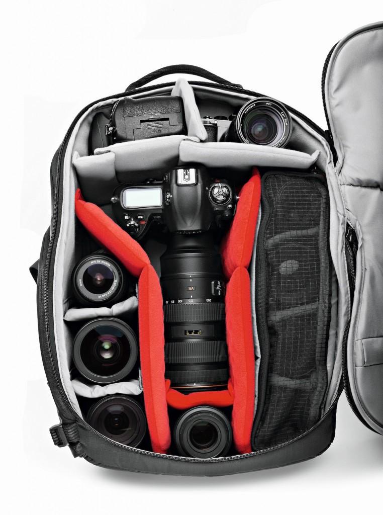 Обзор фоторюкзака Manfrotto Pro Light Bumblebee-230 PL и сравнение с младшей моделью Bumblebee-130PL