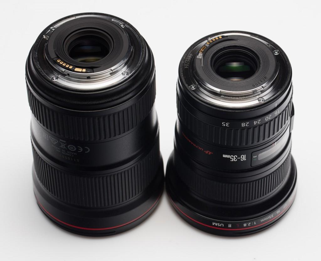 Битва широкоугольных объективов: Canon EF 16-35 mm f/ 2.8 L II USM vs Canon EF 16-35 mm f/ 2.8 L III USM