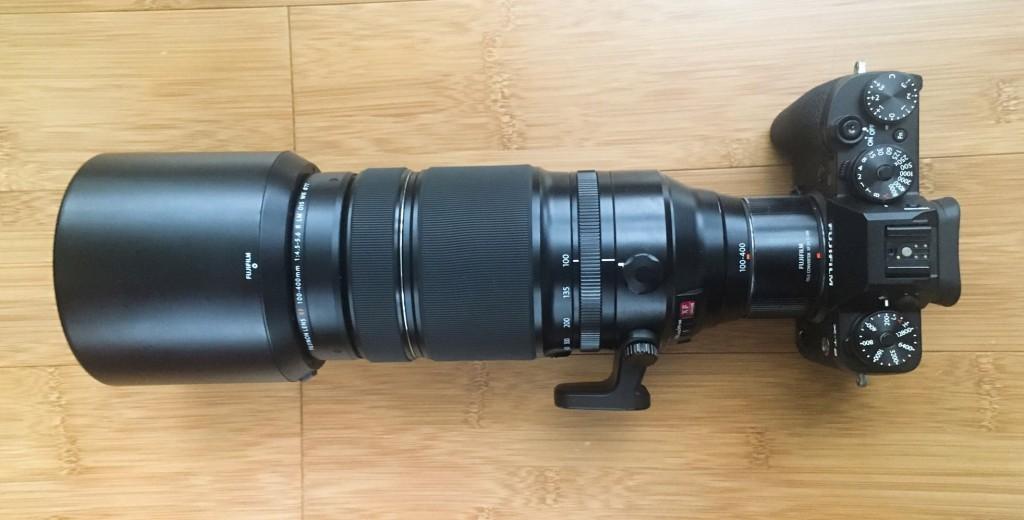 Тест объектива Fujinon XF100-400mm F4.5-5.6 R LM OIS WR и сравнение с двумя версиями CANON EF 100-400 mm f/4.5-5.6L