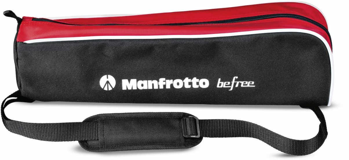 Обзор компактного штатива Manfrotto BeFree