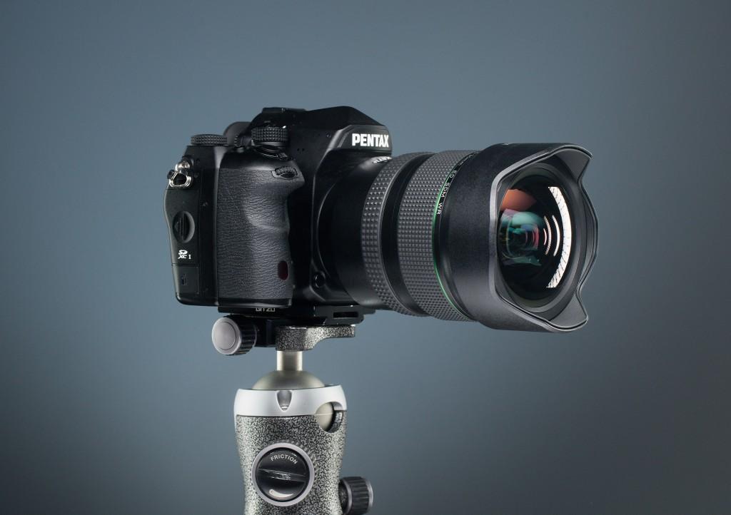"""Обзор """"зеркальной"""" полнокадровой фотокамеры Pentax K1 mark II"""