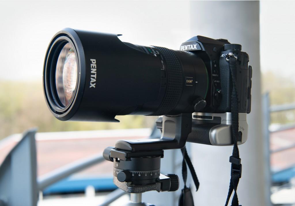"""Обзор и тест """"зеркальной"""" полнокадровой фотокамеры Pentax K1 mark II"""