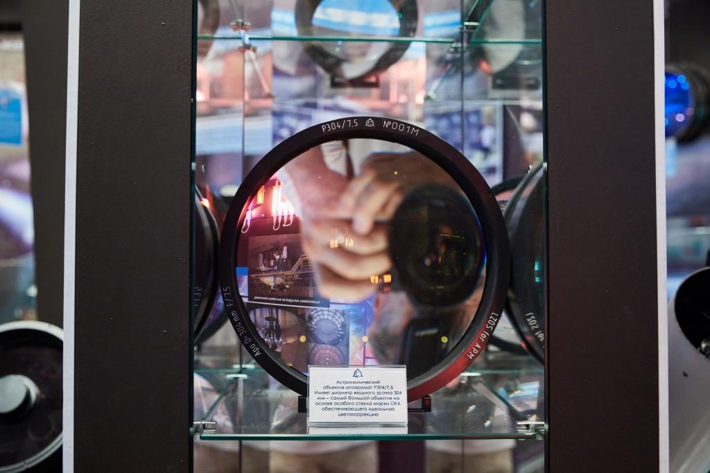 Экскурсия на завод оптического стекла ЛЗОС