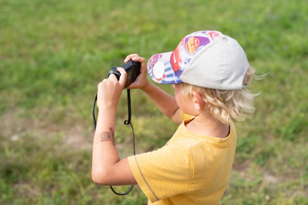 Обзор и тест фотокамеры Ricoh GR II