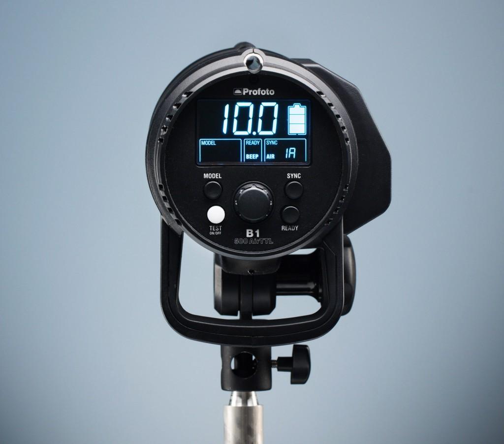 Обзор и тест аккумуляторной вспышки Profoto B1