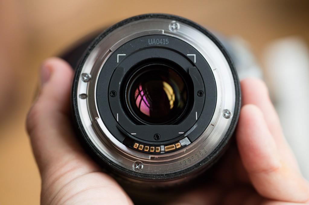 Обзор объектива Объектив Canon EF 17-40mm f/4L USM и выбор лучшего из трёх