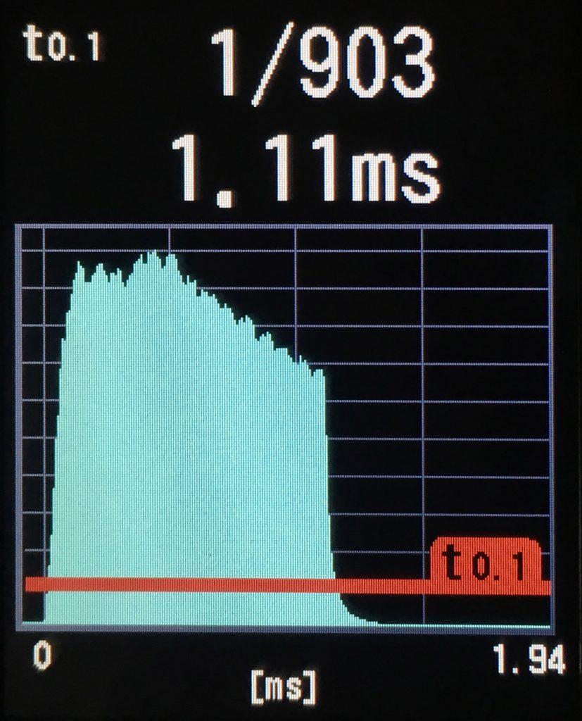 длина импульса импульсных источников света