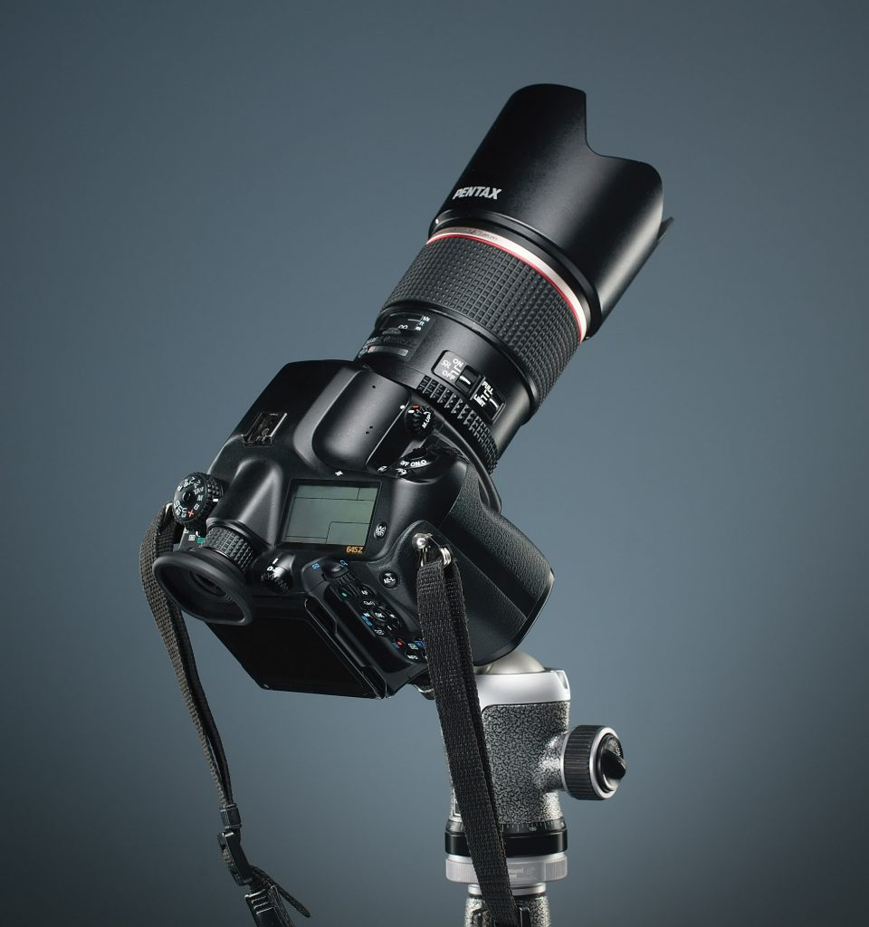 Фотокамеры среднего формата