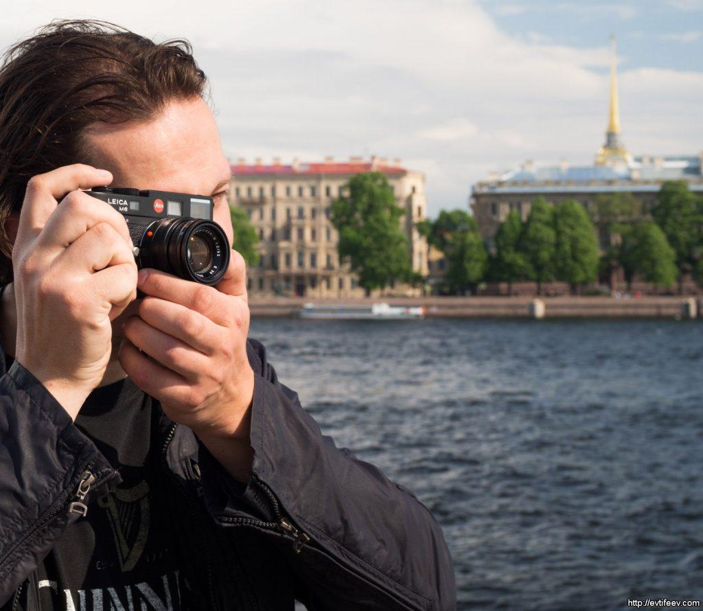 Фотокамеры LEICA
