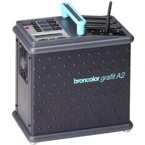 Длина импульса студийного генератора Broncolor Grafit A2