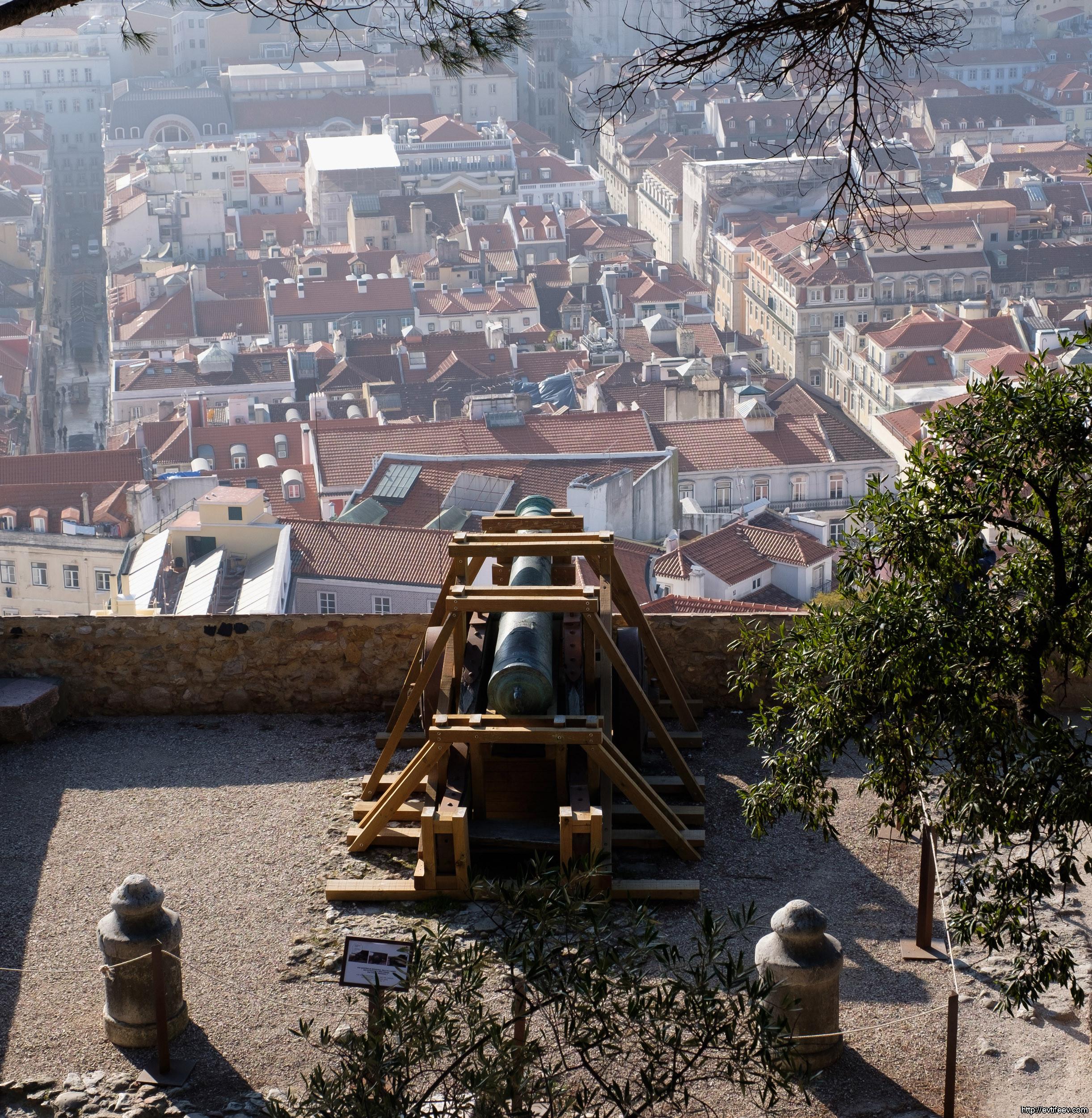 Путешествие в Португалию зимой + про технику съемки пейзажа и архитектуры