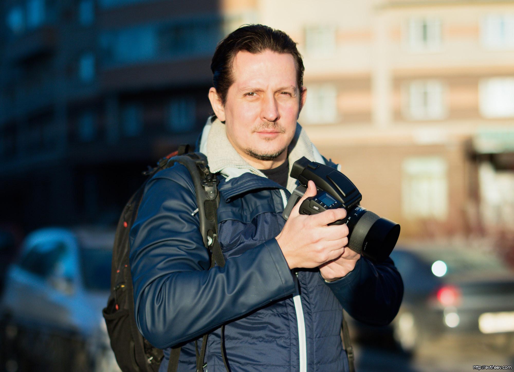 Обзор и тест фотокамеры Hasselblad H6D