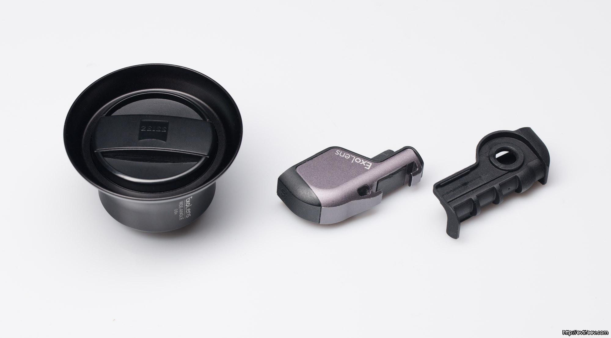 ZEISS Exolens - уникальные качественные оптические насадки для смартфона
