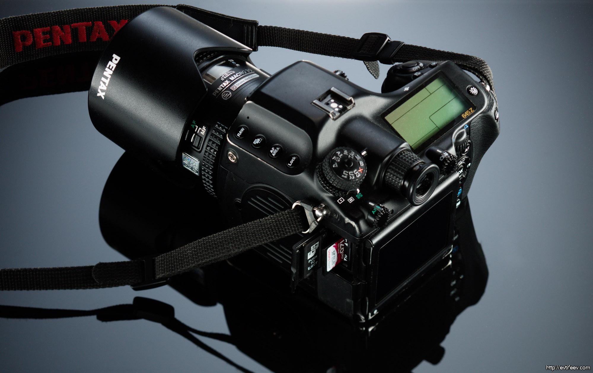 Обзор карт памяти для фотографа на примере Kingston Canvas React SDXC