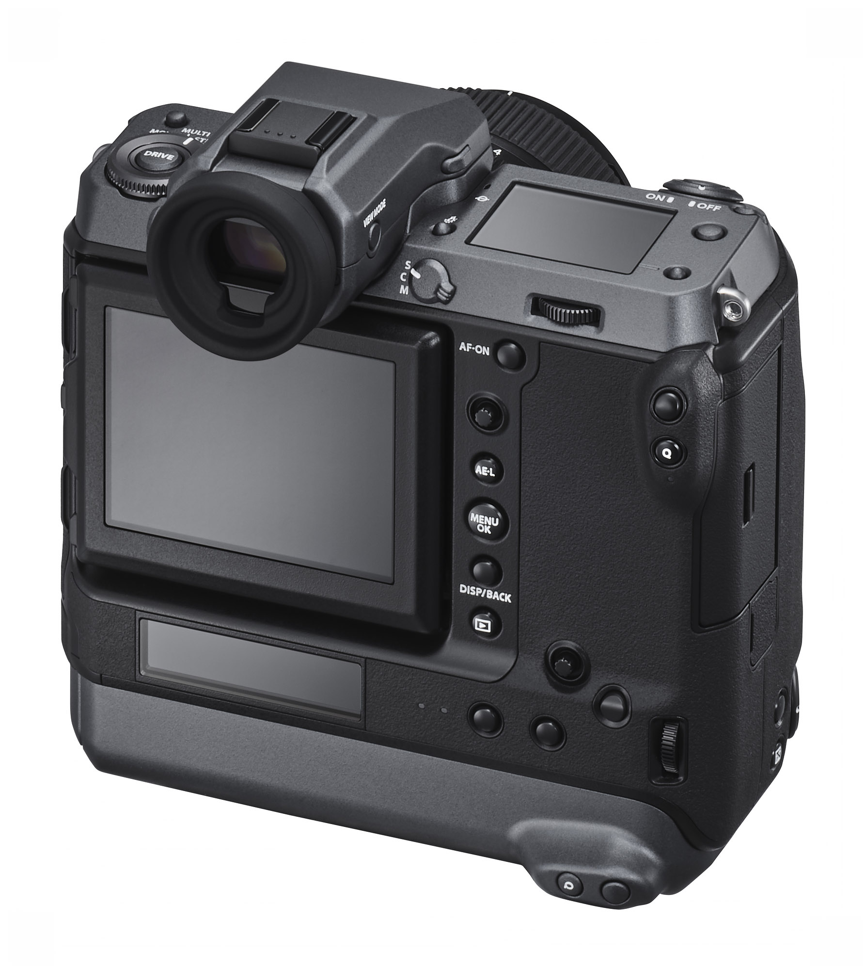 Анонс фотокамеры FUJIFILM GFX100 и мои комментарии к нему