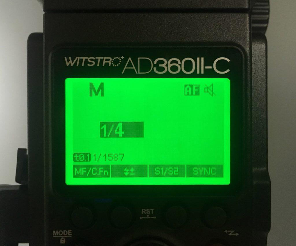 Обзор и тест вспышки Godox Witstro AD360II-C