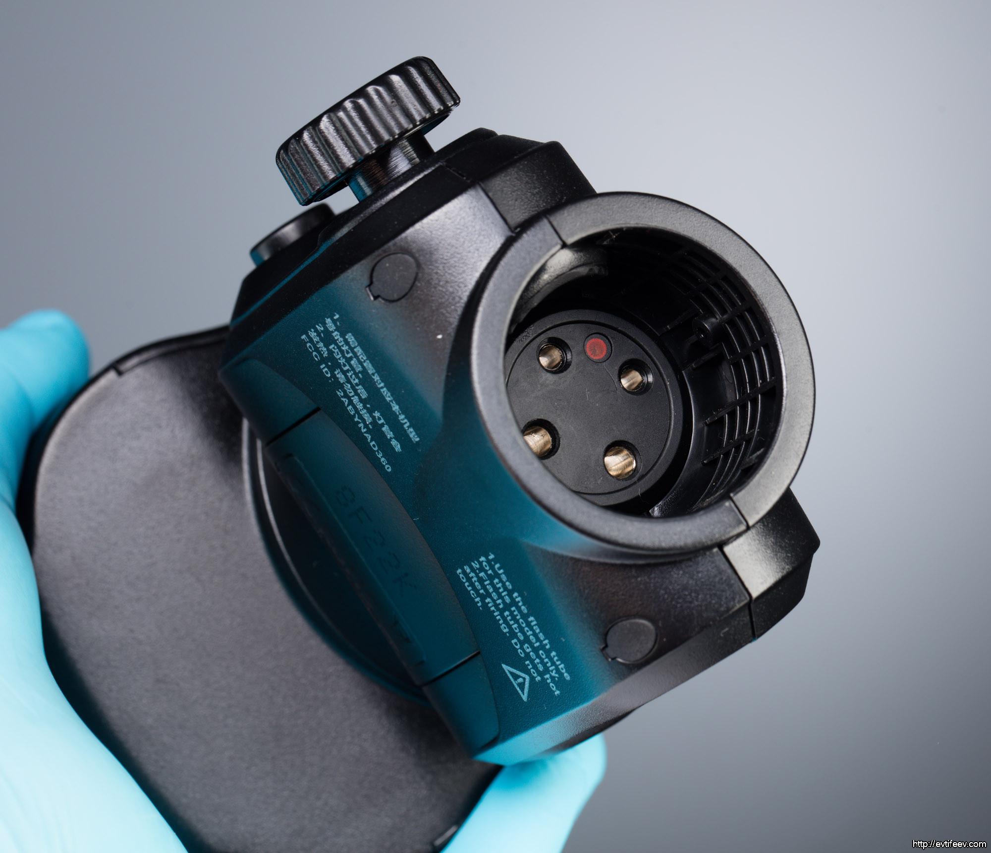 Обзор и тест вспышки Godox AD360II-C