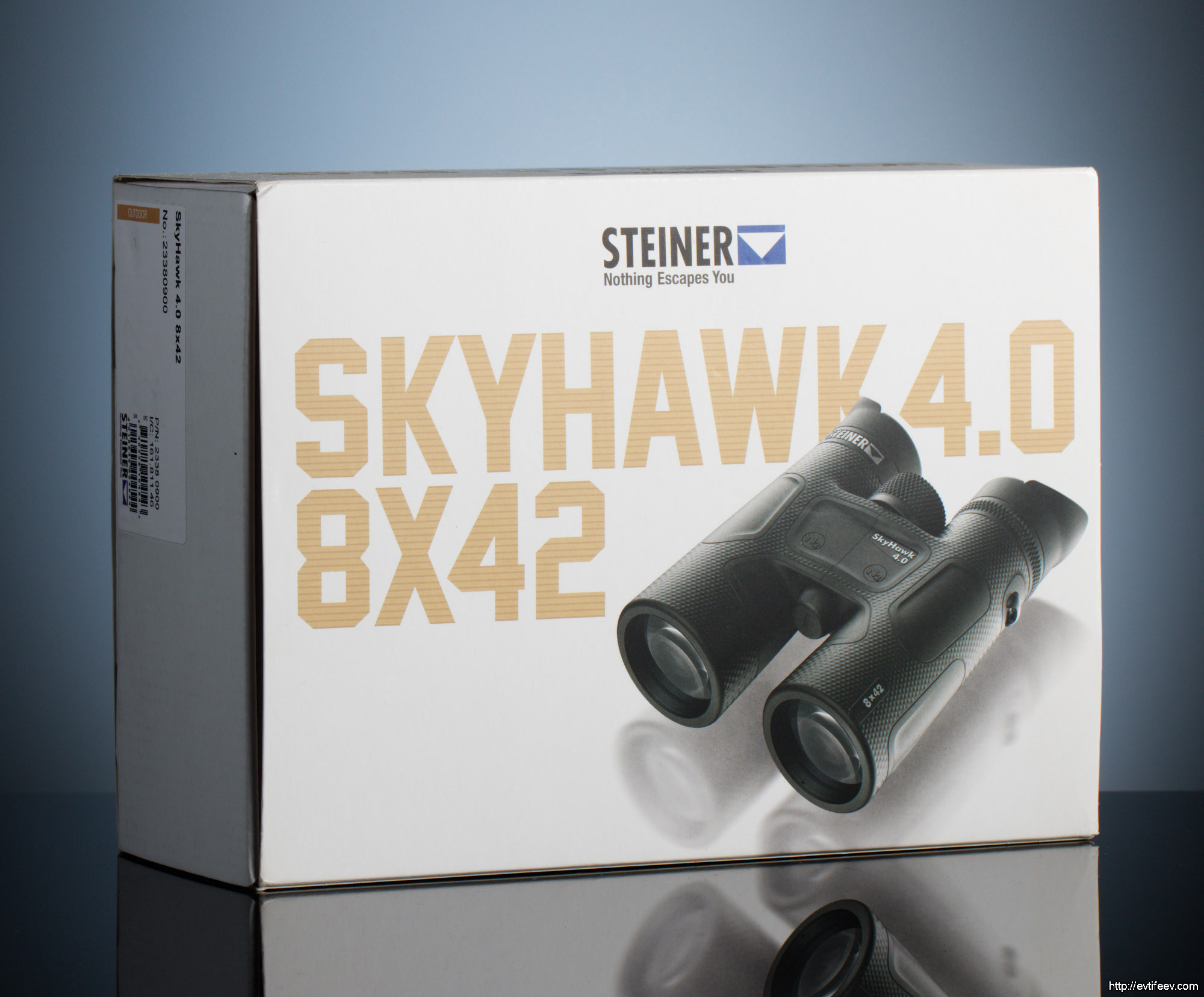 Обзор и тест бинокля STEINER SKYHAWK 4.0 8x42