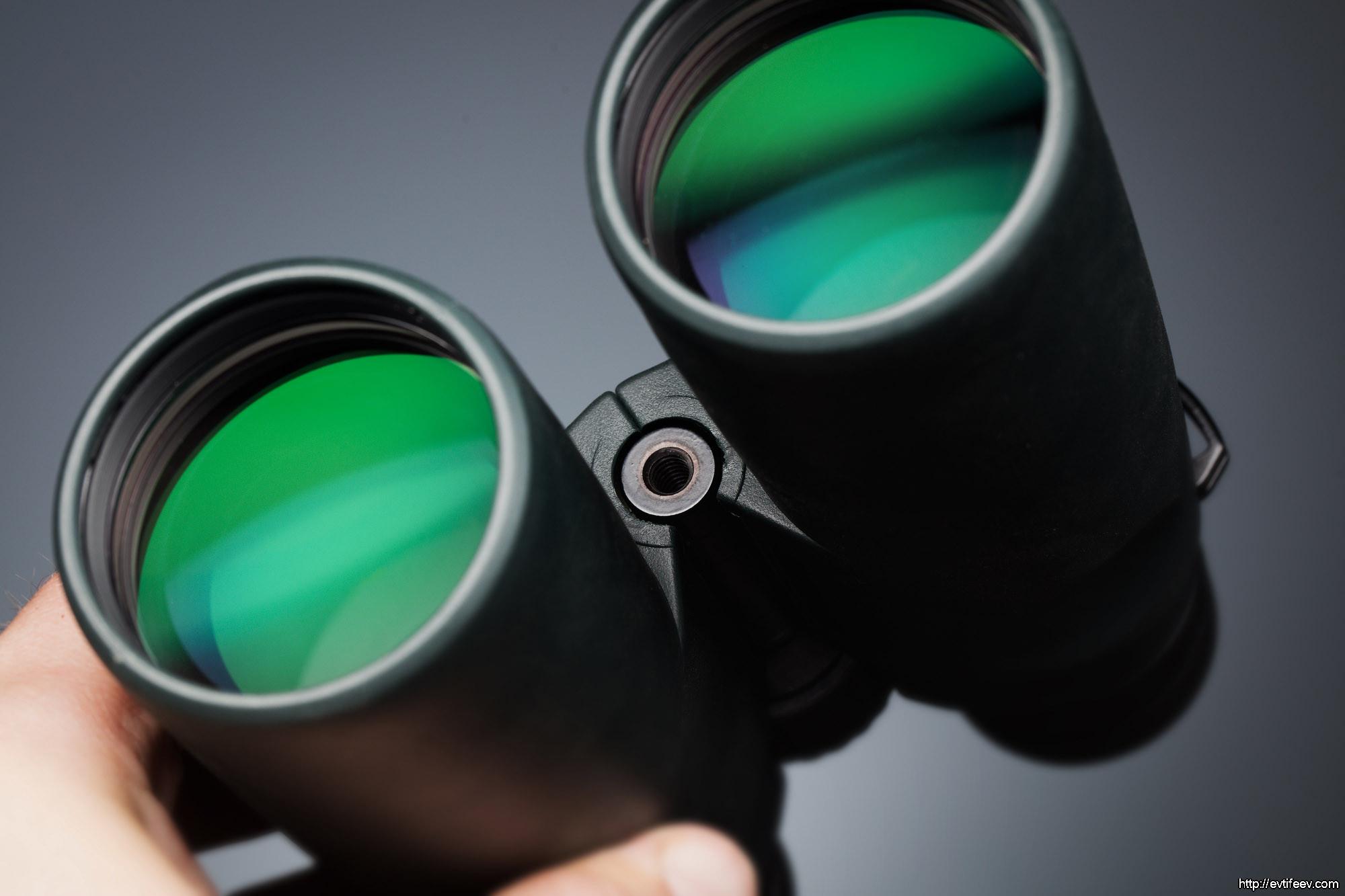 Обзор и тест бинокля PENTAX ZD 10×50 WP