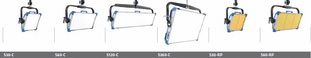 Обзор светодиодной осветительной панели ARRI SkyPanel S360-C