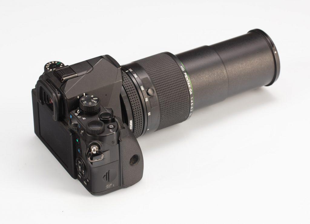 Обзор фотокамеры Pentax KP