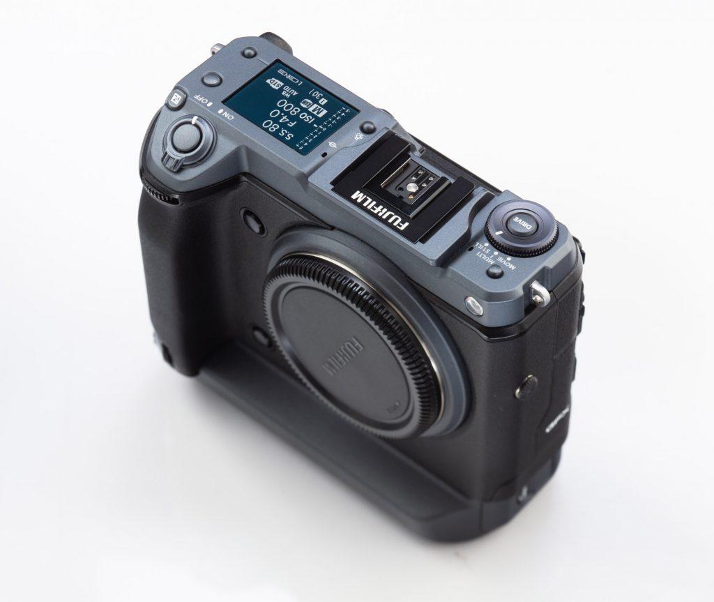Дополнение к обзору фотокамеры FUJIFILM GFX100