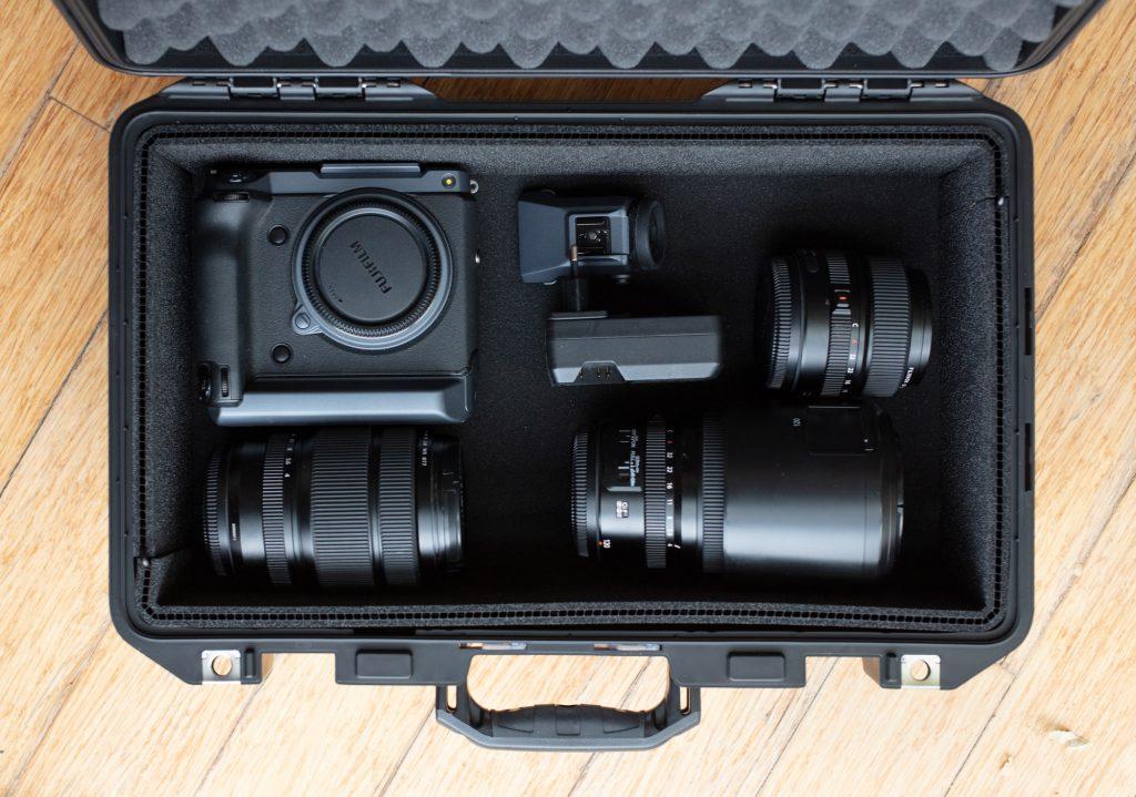 Дополнение к первым впечатлениям о фотокамере FUJIFILM GFX100