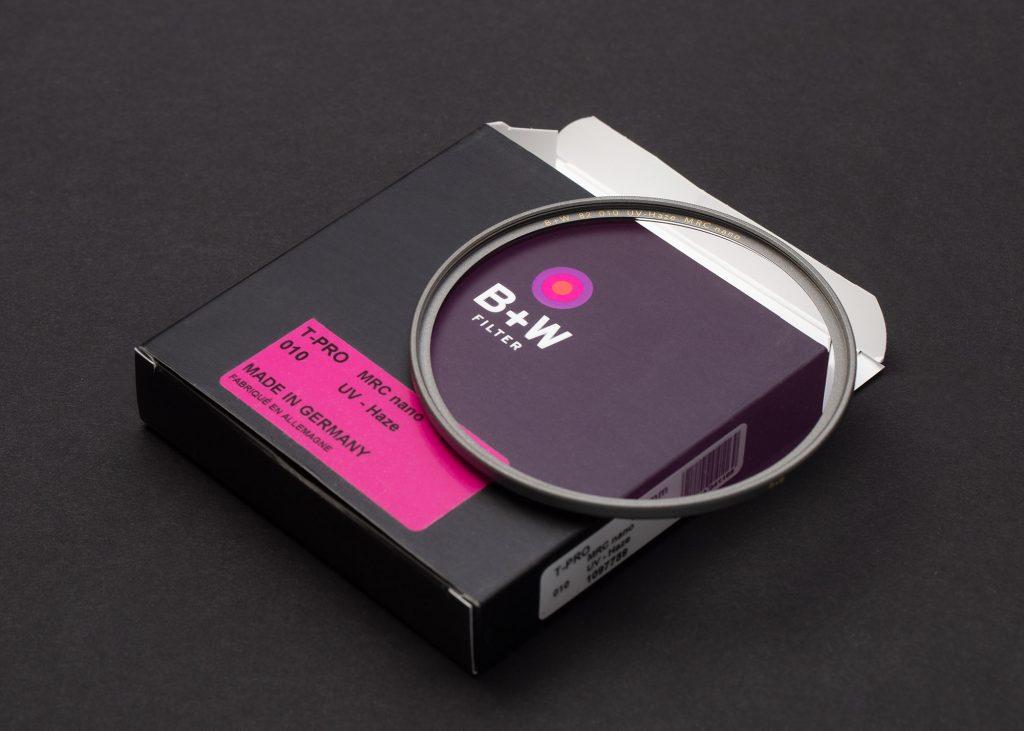 Обзор новой серии светофильтров B+W T-Proм