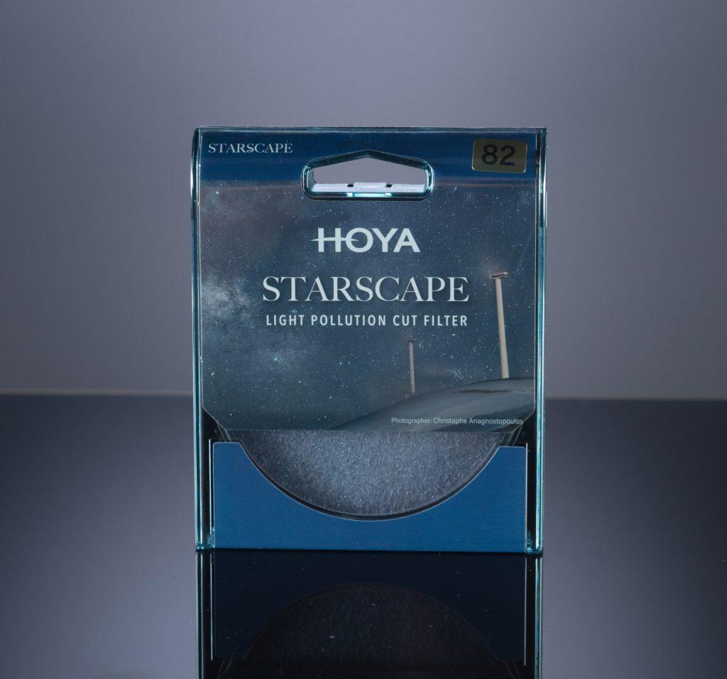 Обзор светофильтров HOYA Starscape