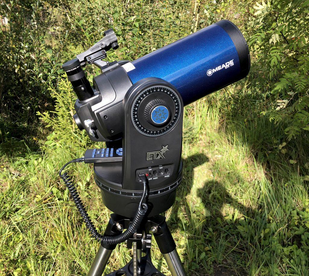 обзоры на телескопы