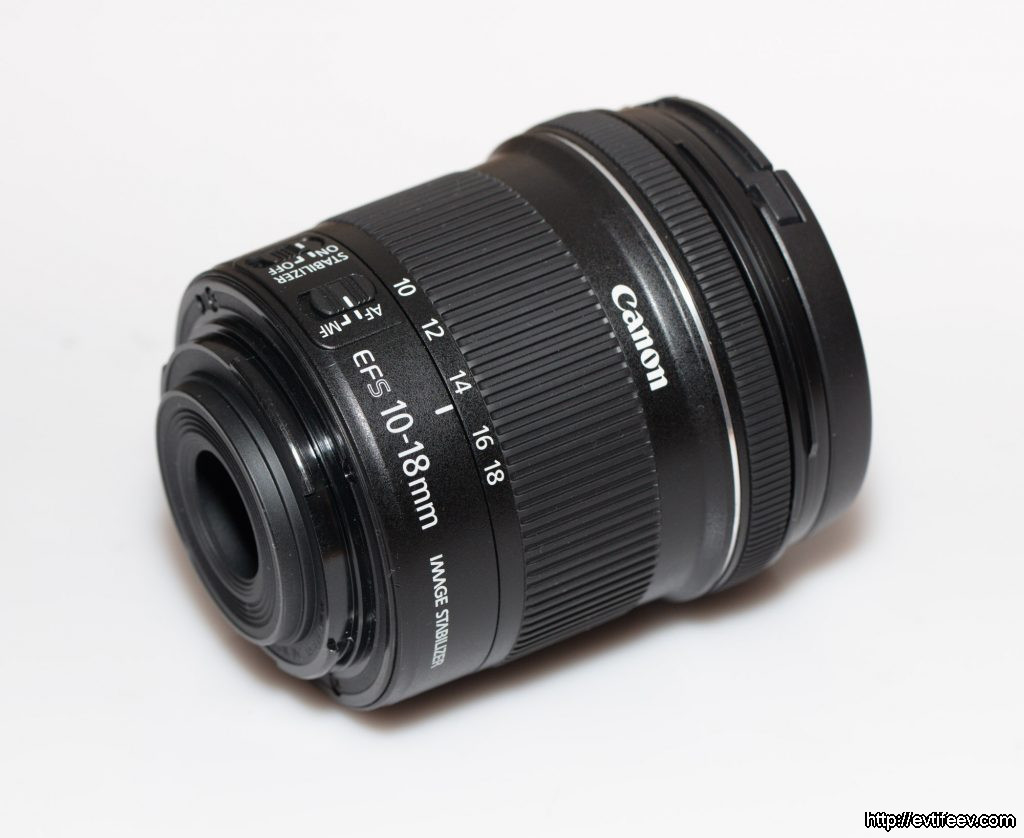 Обзор и тест объектива Canon EF-S 10-18mm 1:4.5-5.6 IS STM