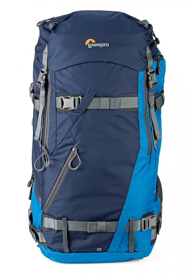 Обзор фоторюкзака Powder Backpack 500 AW – Midnight Blue/Horizon Blue